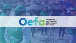 Supervisión, Fiscalización y Sanción del OEFA